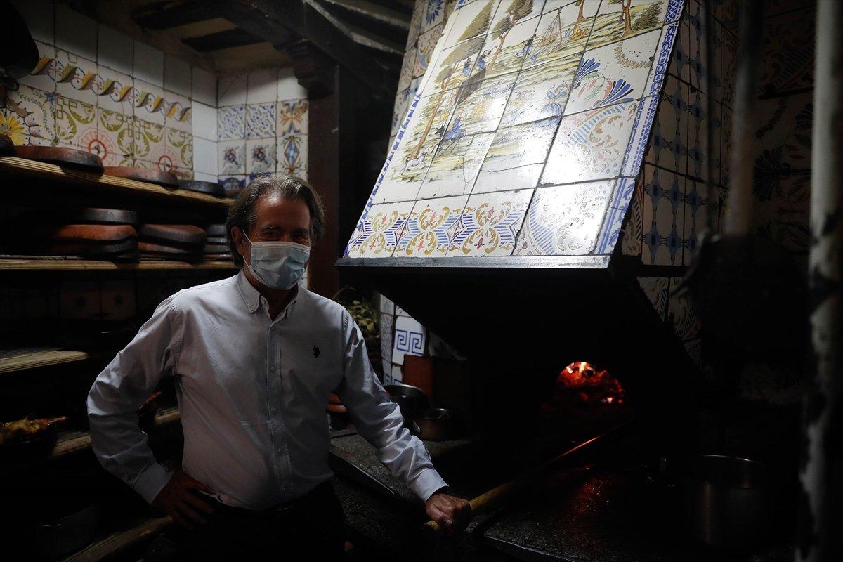 Dünyanın en eski restoranı Botin, salgına direniyor #1