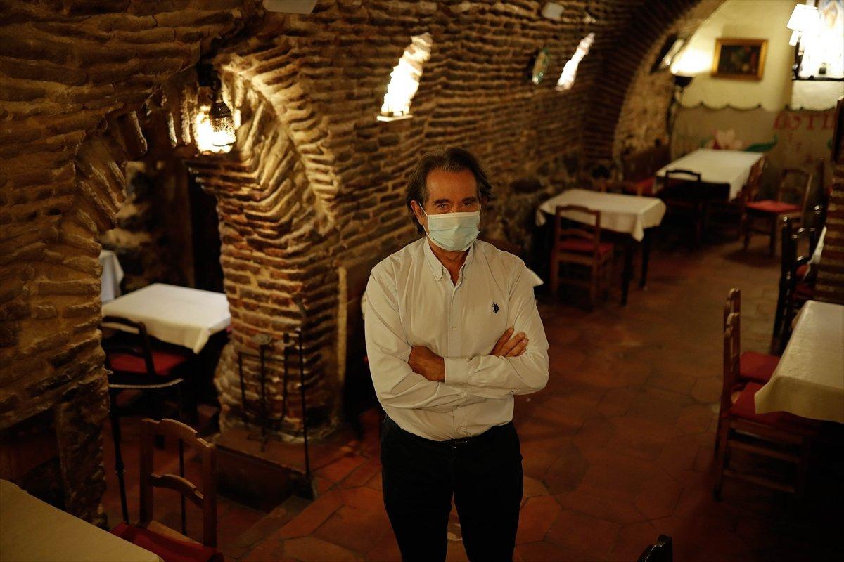 Dünyanın en eski restoranı Botin, salgına direniyor #3