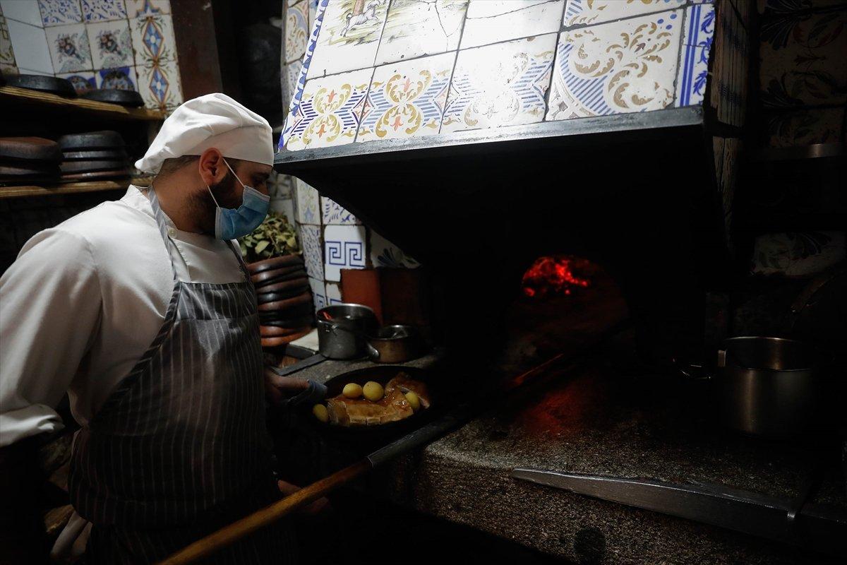 Dünyanın en eski restoranı Botin, salgına direniyor #5