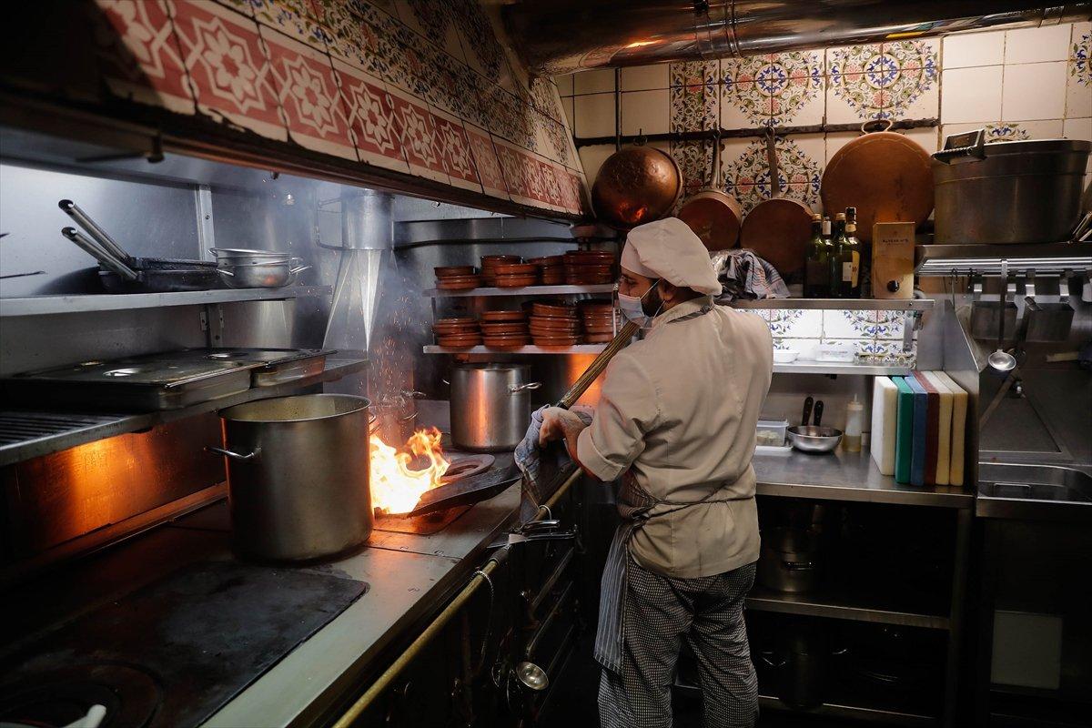 Dünyanın en eski restoranı Botin, salgına direniyor #6