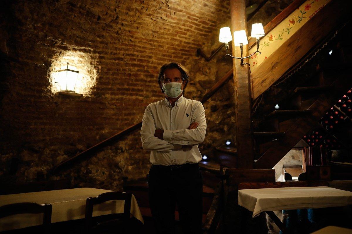 Dünyanın en eski restoranı Botin, salgına direniyor #7