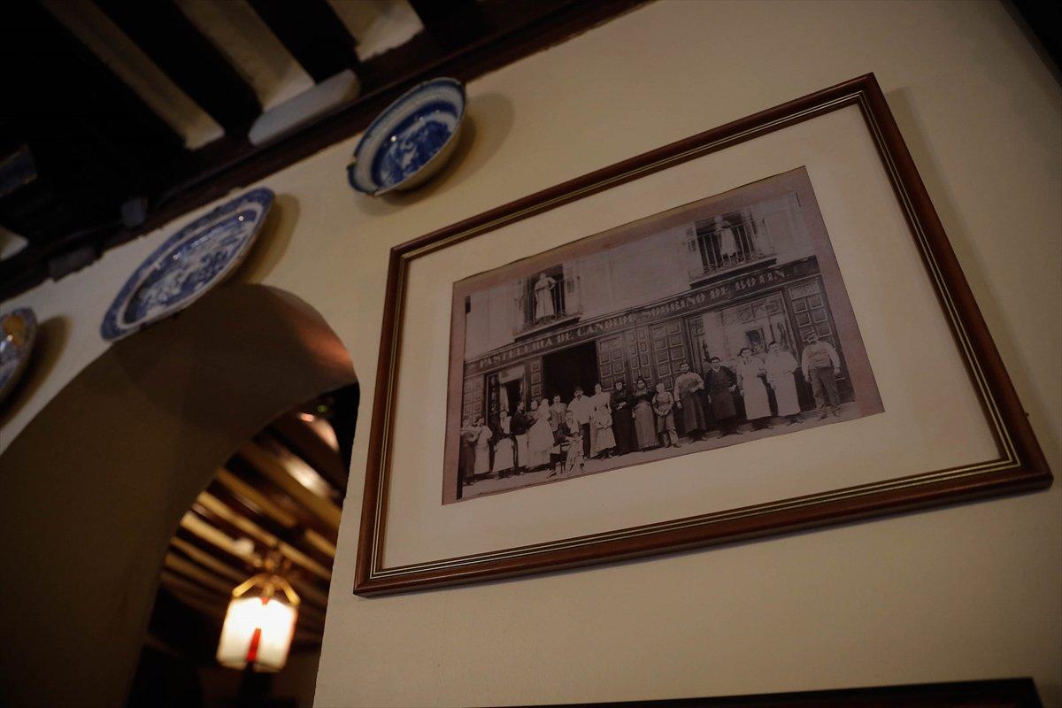 Dünyanın en eski restoranı Botin, salgına direniyor #8