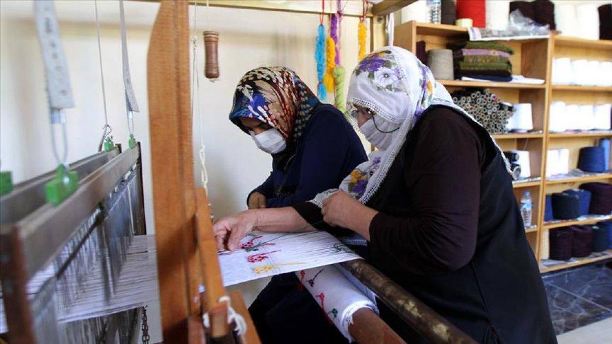 Erzurum da karnavas bezi coğrafi işaret alacak #1