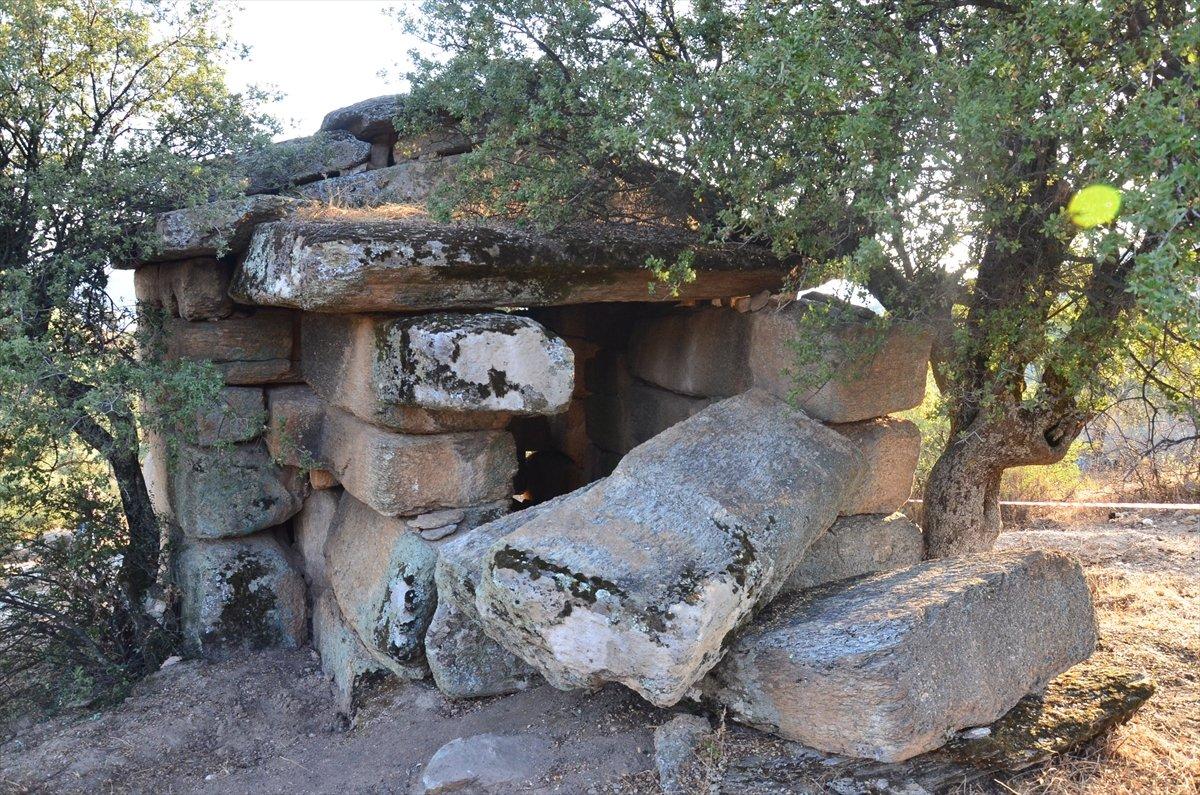 Gerga Antik Kenti nde kazı çalışmaları başladı #1