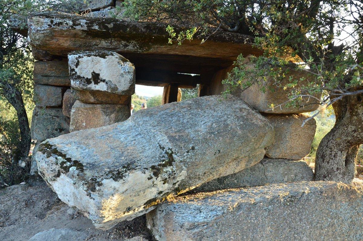 Gerga Antik Kenti nde kazı çalışmaları başladı #4