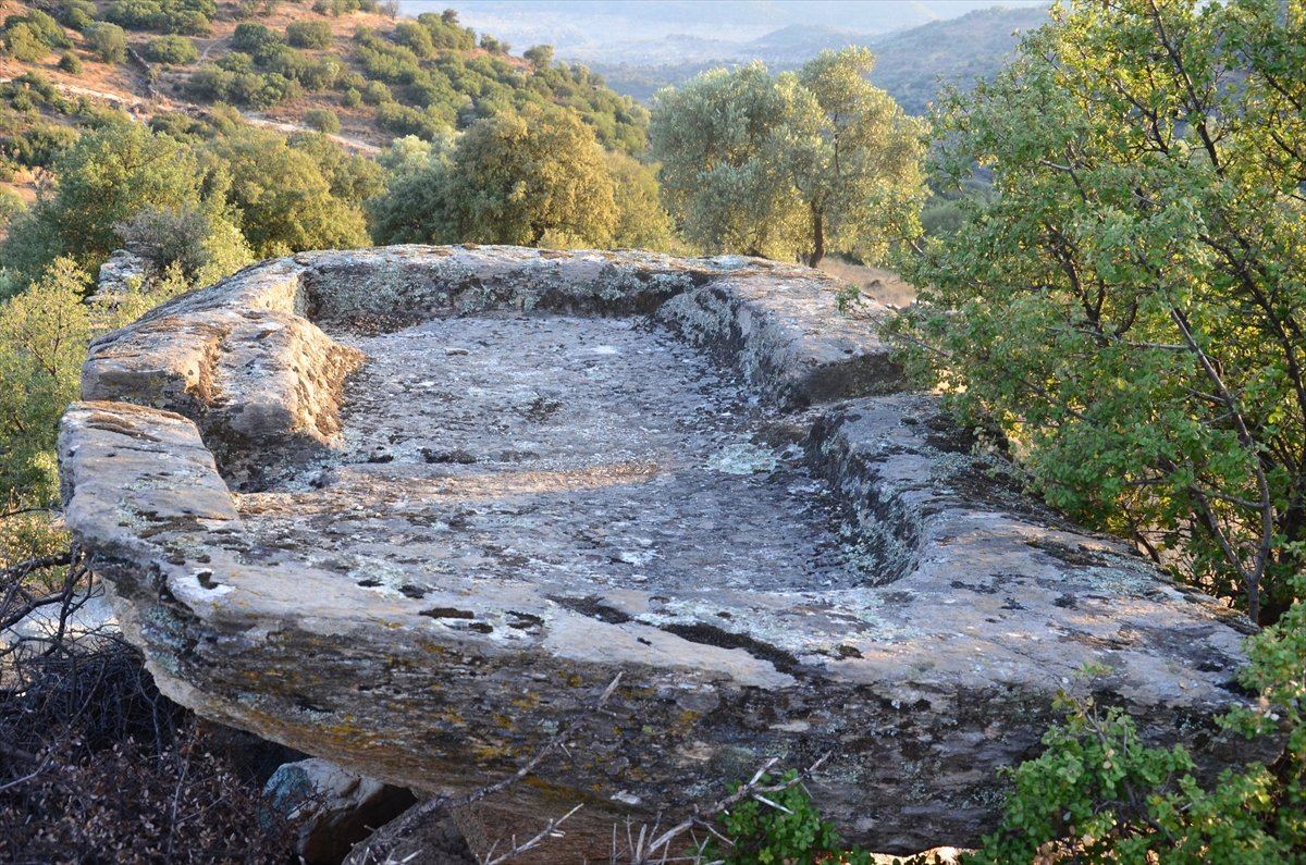 Gerga Antik Kenti nde kazı çalışmaları başladı #6