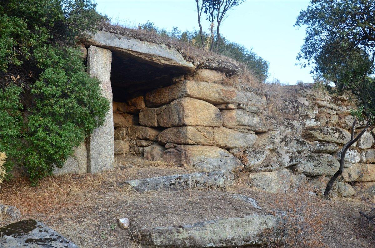Gerga Antik Kenti nde kazı çalışmaları başladı #9