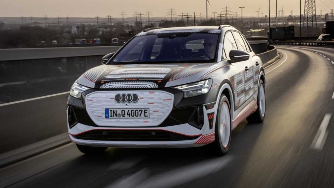 Audi Q4 e-tron 9