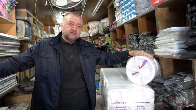 Pandemide en çok plastik ürünler satıldı