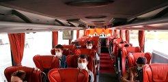 Şehirler arası otobüslerde yüzde 50 koltuk sınırlaması kaldırıldı