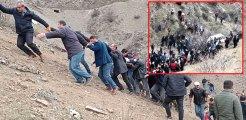 Son Dakika! Öğrenci ve işçileri taşıyan servis uçurumdan yuvarlandı: 2 kardeş hayatını kaybetti, 27 kişi yaralandı